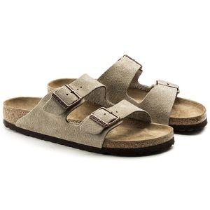 Birkenstock | Arizona Suede Sandals